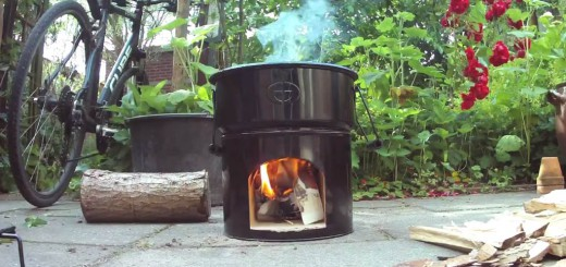 COOX STOVE test